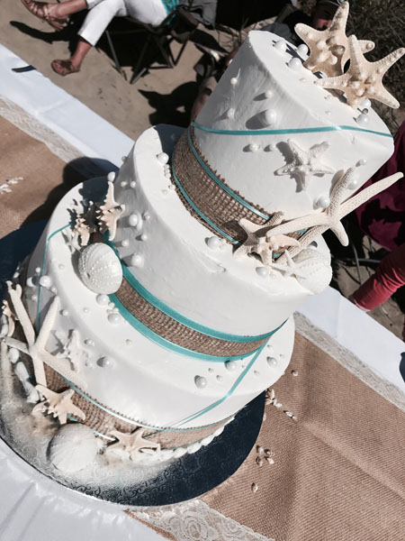 wedding cakes seaside oregon an oregon coast wedding takes the cake my sweet 25445